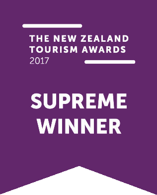NZ Tourism Award