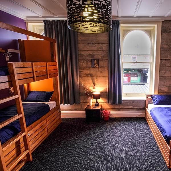 Haka Lodge Auckland