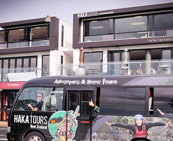 Haka Lodge Paihia