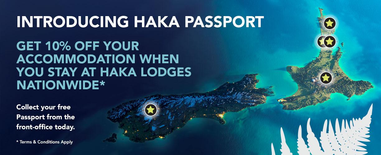 Haka Passport